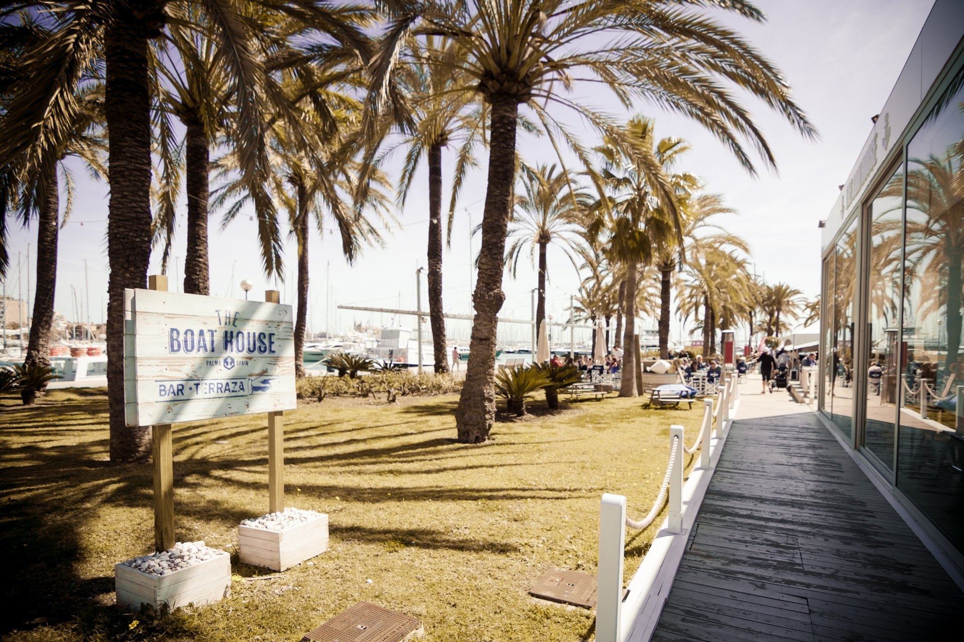 The Boat House Palma
