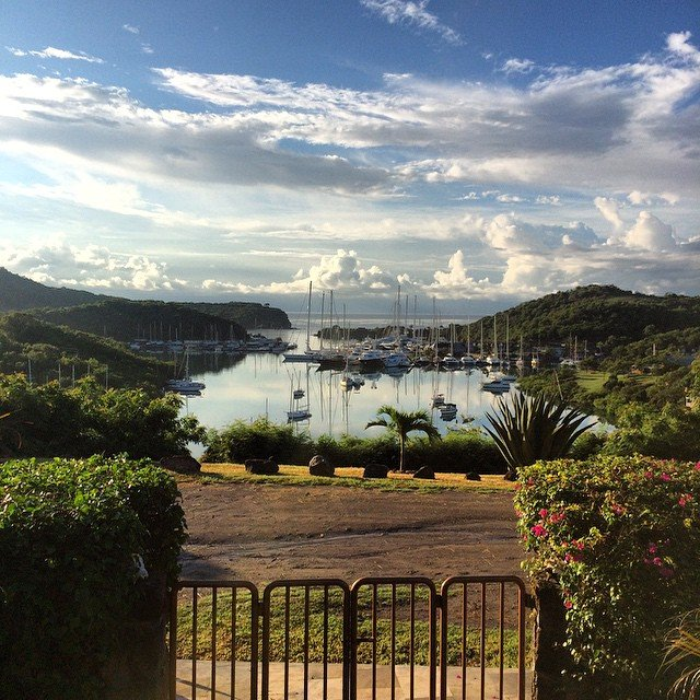Antigua Partner Trip