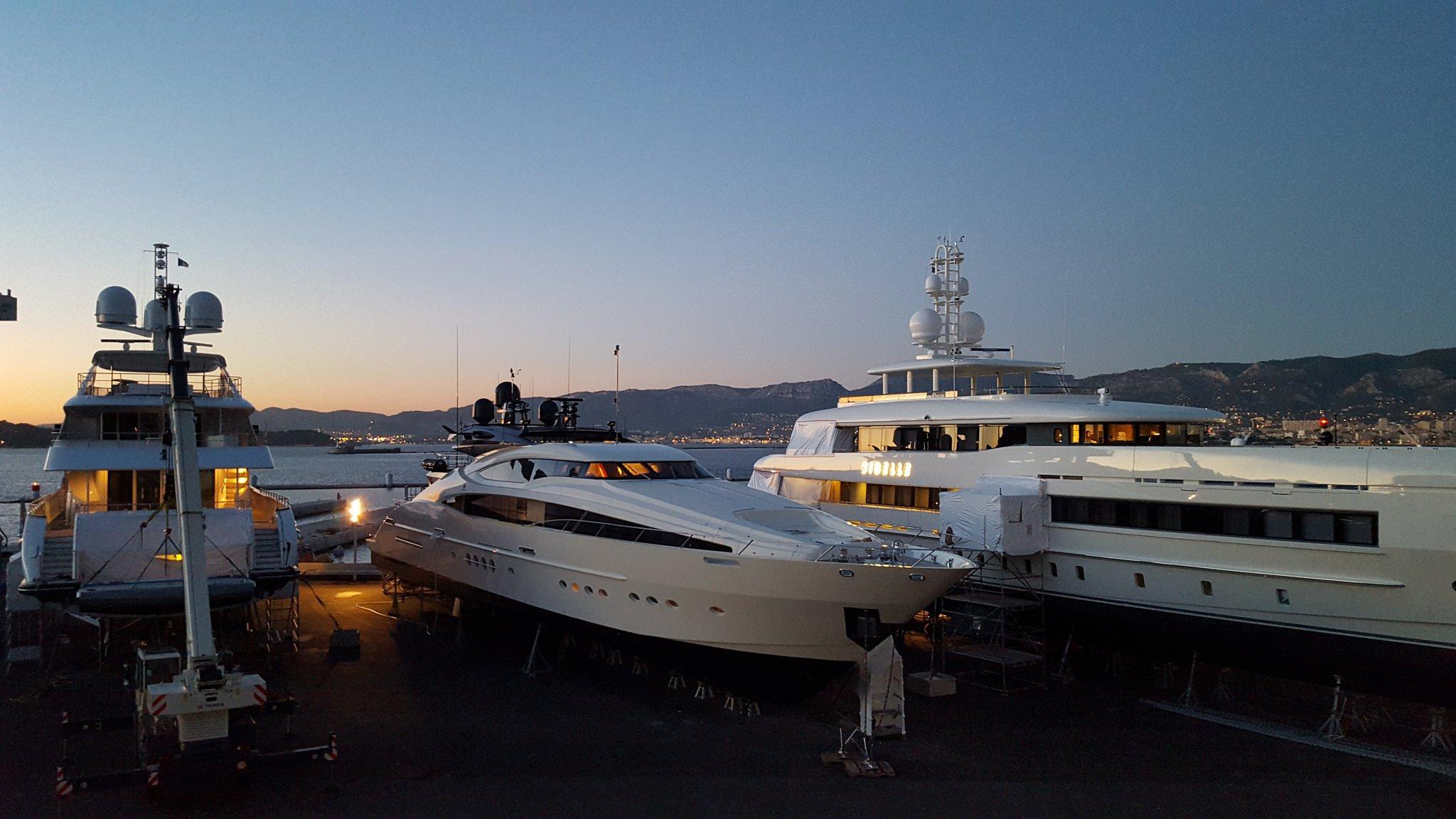 IMS Shipyard Toulon