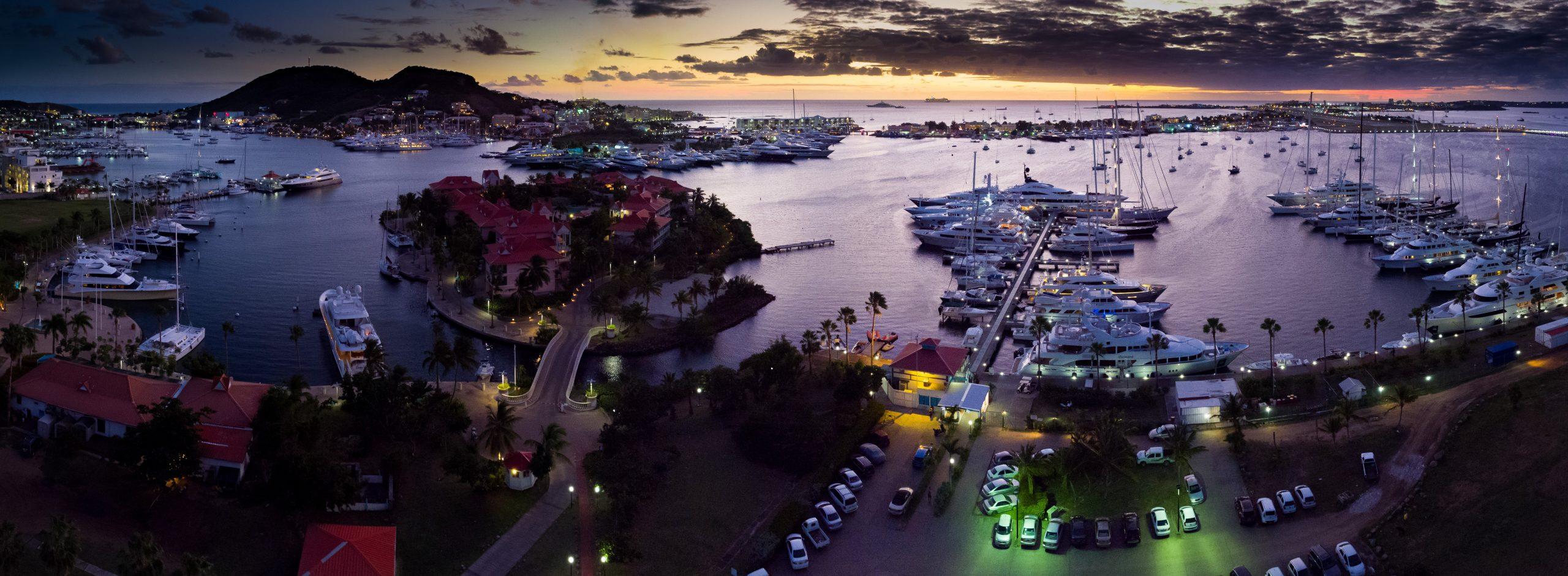 Sint Maarten Rendezvous at Yacht Club Port de Plaisance