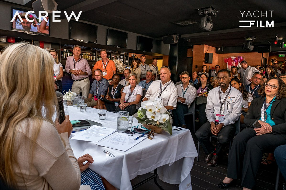 PRESS RELEASE: THE ACREW SUPERYACHT COMMUNITY SHOWS SUPPORT FOR THE CARIBBEAN AFTER THE HURRICANES