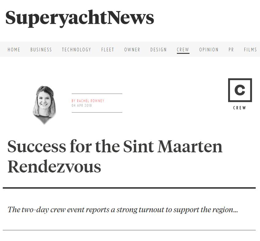 Success for the Sint Maarten Rendezvous