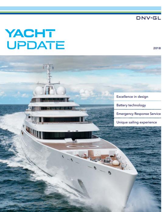DNV GL Yacht Update