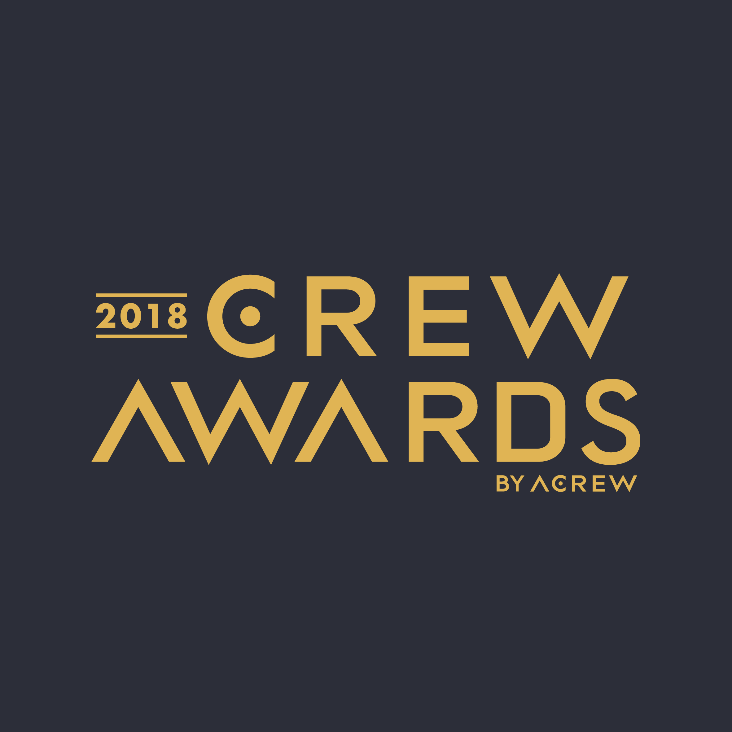 The first international Crew Awards 2018
