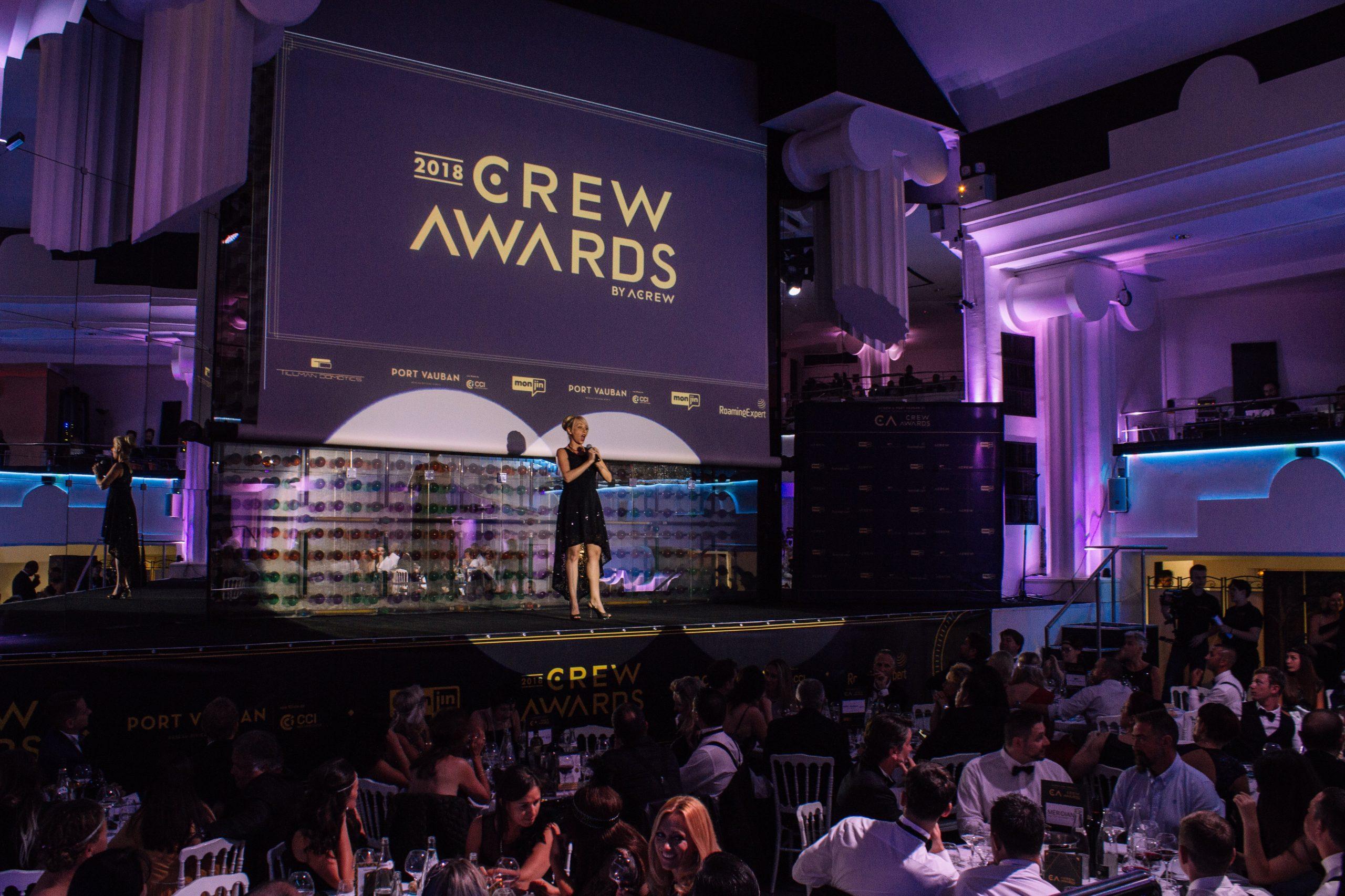 Crew Awards 2018