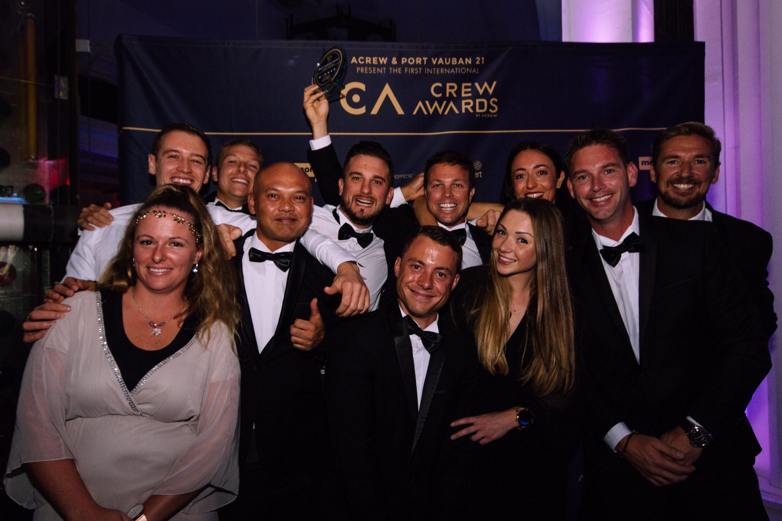 The Triton Crew Award 2018 Article