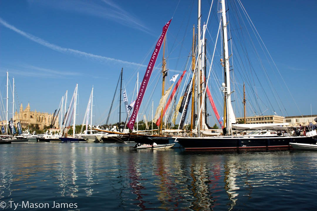 Official Crew Lounge at Palma Superyacht Show