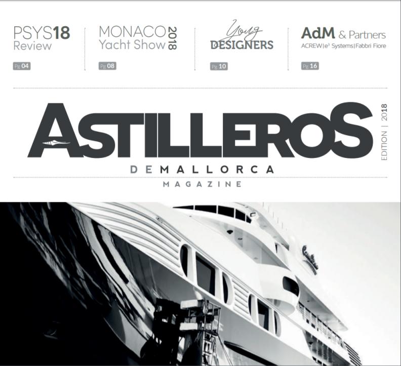 Astillleros de Mallorca Magazine – Crew exellence onboard