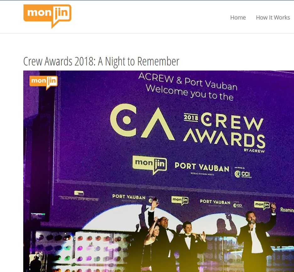 Crew Awards 2018: A Night To Remember