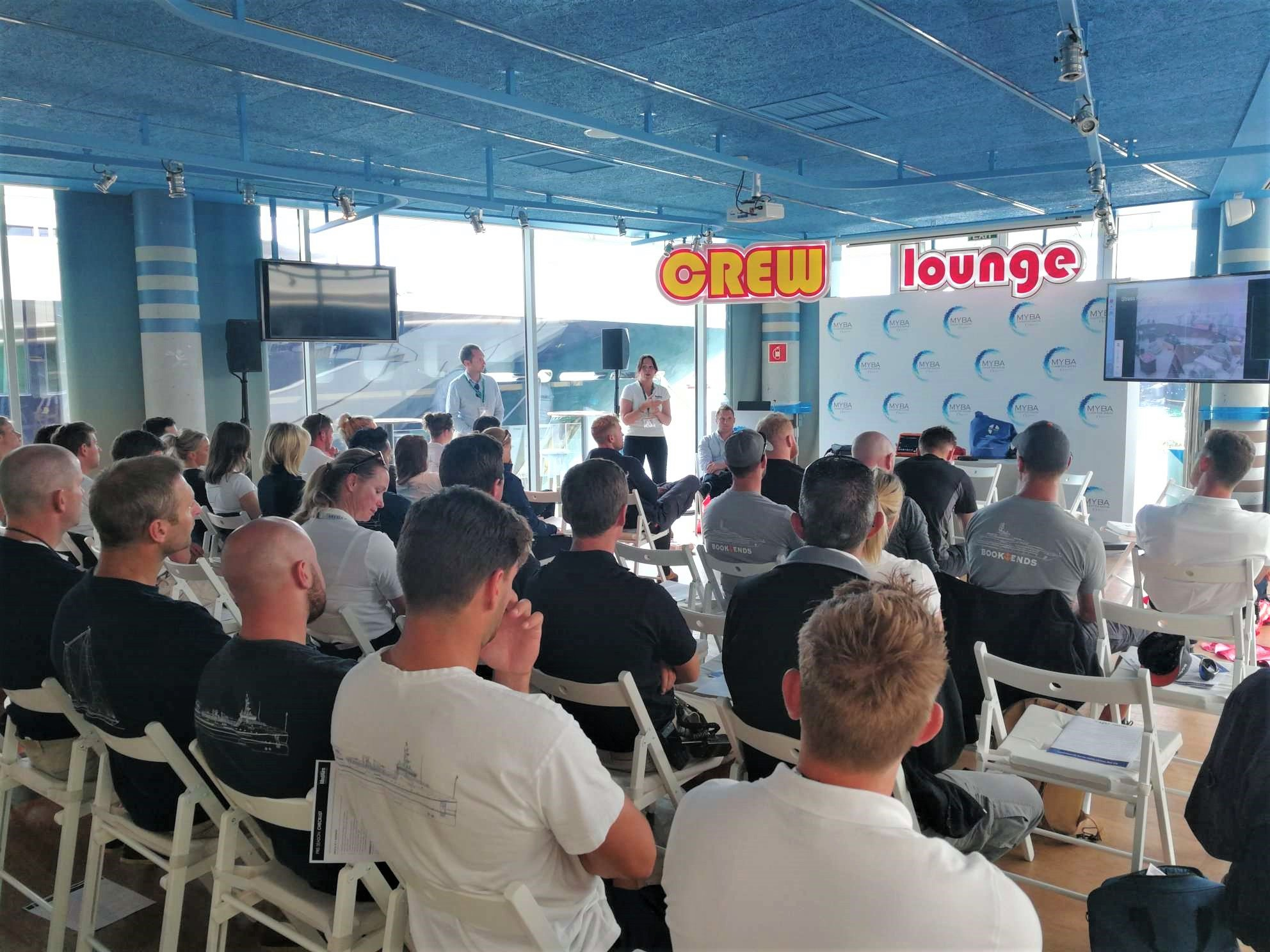 MYBA19: ACREW hosts medical, cyber seminars