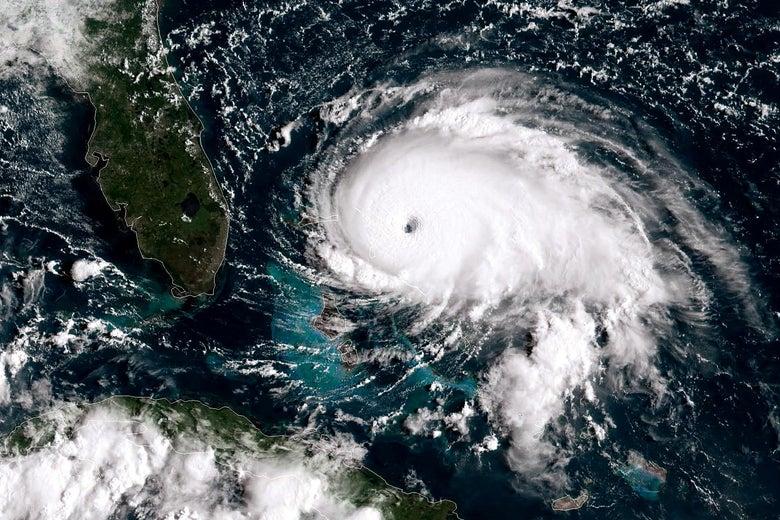 Hurricane Dorian Response Bulletin #1