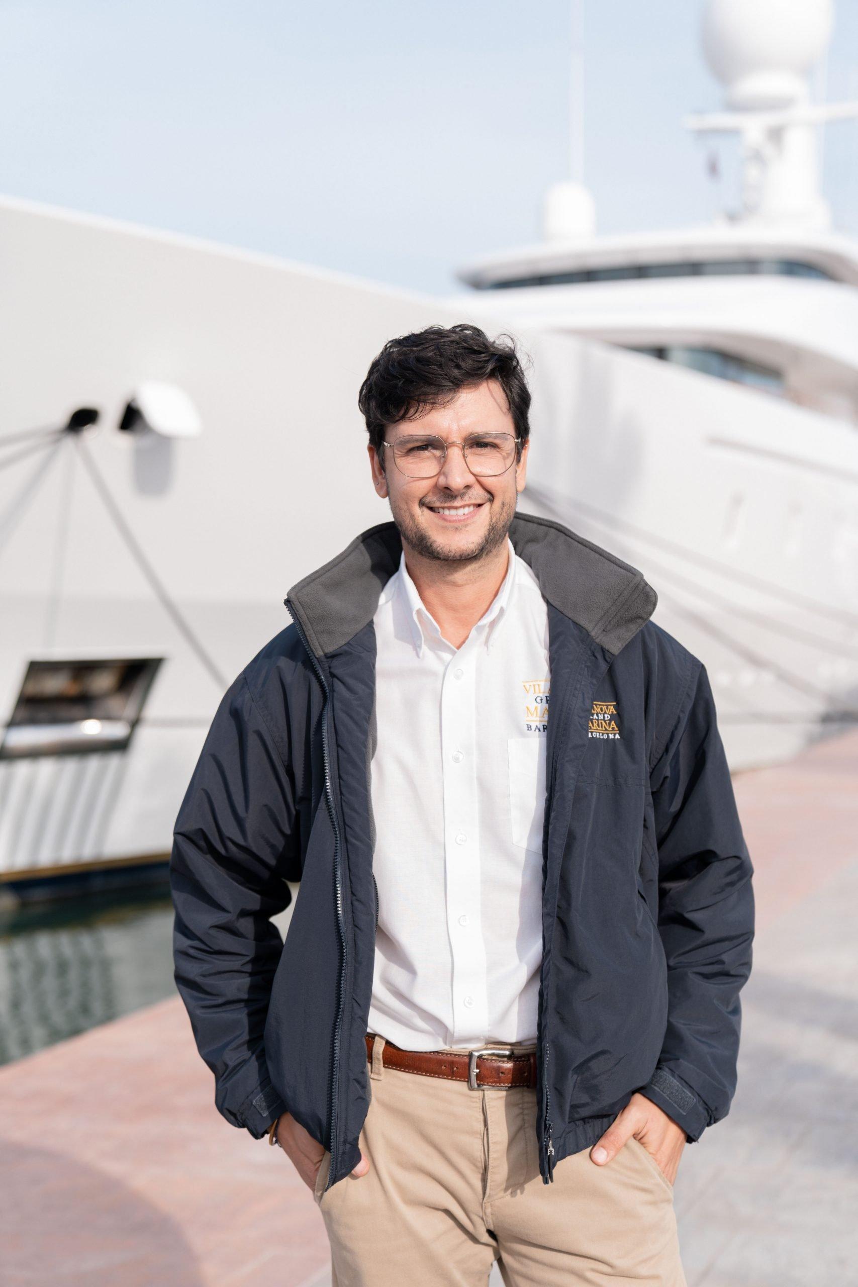 Rubén Hernandez Vilanova grand marina