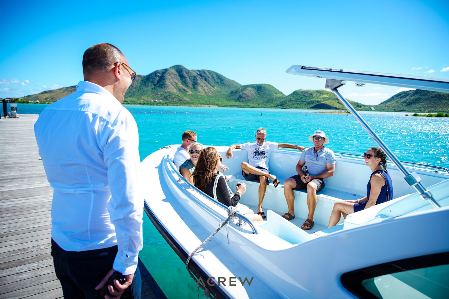 CrewMatch yacht crew services