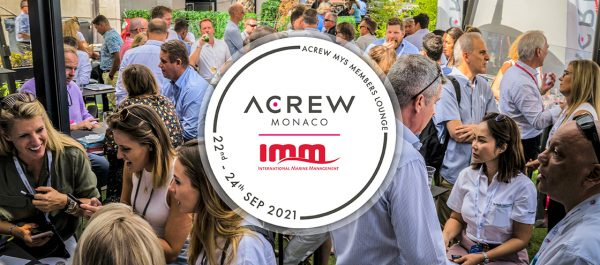 Monaco Yacht Show ACREW Business Lounge