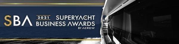 Superyacht Business Awards 2021 Winners & Runner Ups